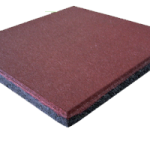 Square Rubber Tiles