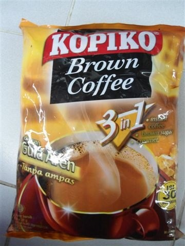 KOPIKO BROWN COFFEE 20 GRAMS - INDONESIA ORIGIN