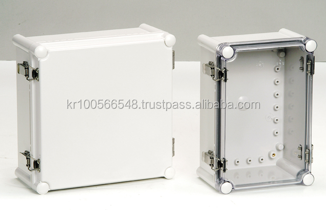 waterproof plastic enclosure for electronic