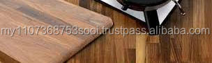 Teak Wood Butt / Finger Joint Laminated Board / Panel / Worktop / Counter Top / Table Top