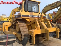 Caterpillar D6H Dozer powerful CAT engine air conditioned good performance