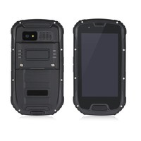 Quad Core MKT6589 Smartphone IP68 3G Android 4.2 Dual SIM Waterproof Rugged Phone Smartphone Waterproof