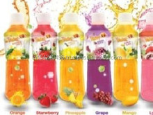 Yoku Fruit Juice 25% with Nata De Coco