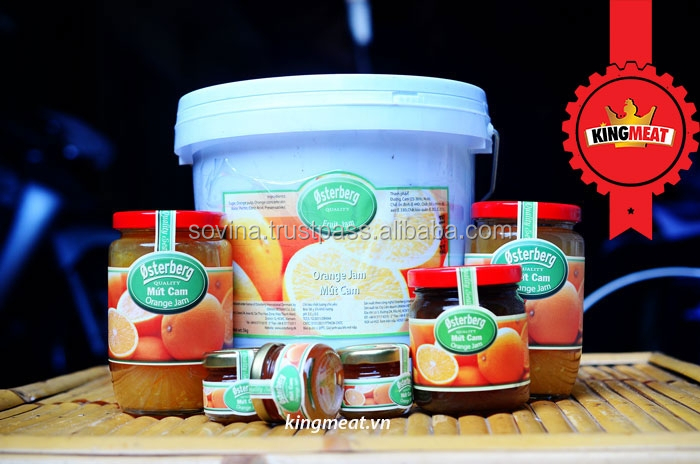 Juice Jam 5kg Made in Vietnam
