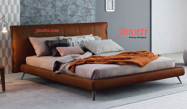 New Italian Design King Size Queen Size Double Bed for sale