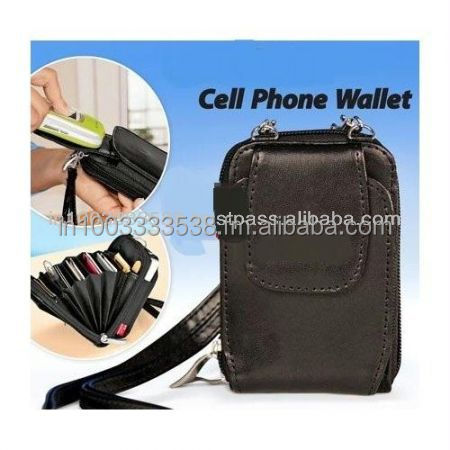 Kawachi Multi-Purpose Mobile Phone Wallet