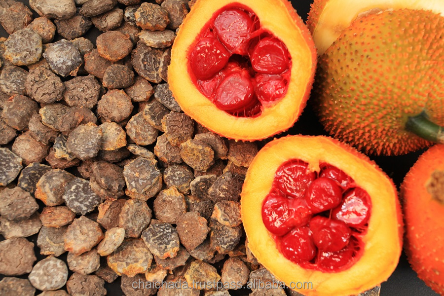Dried Gac Fruit Seed from Thailand