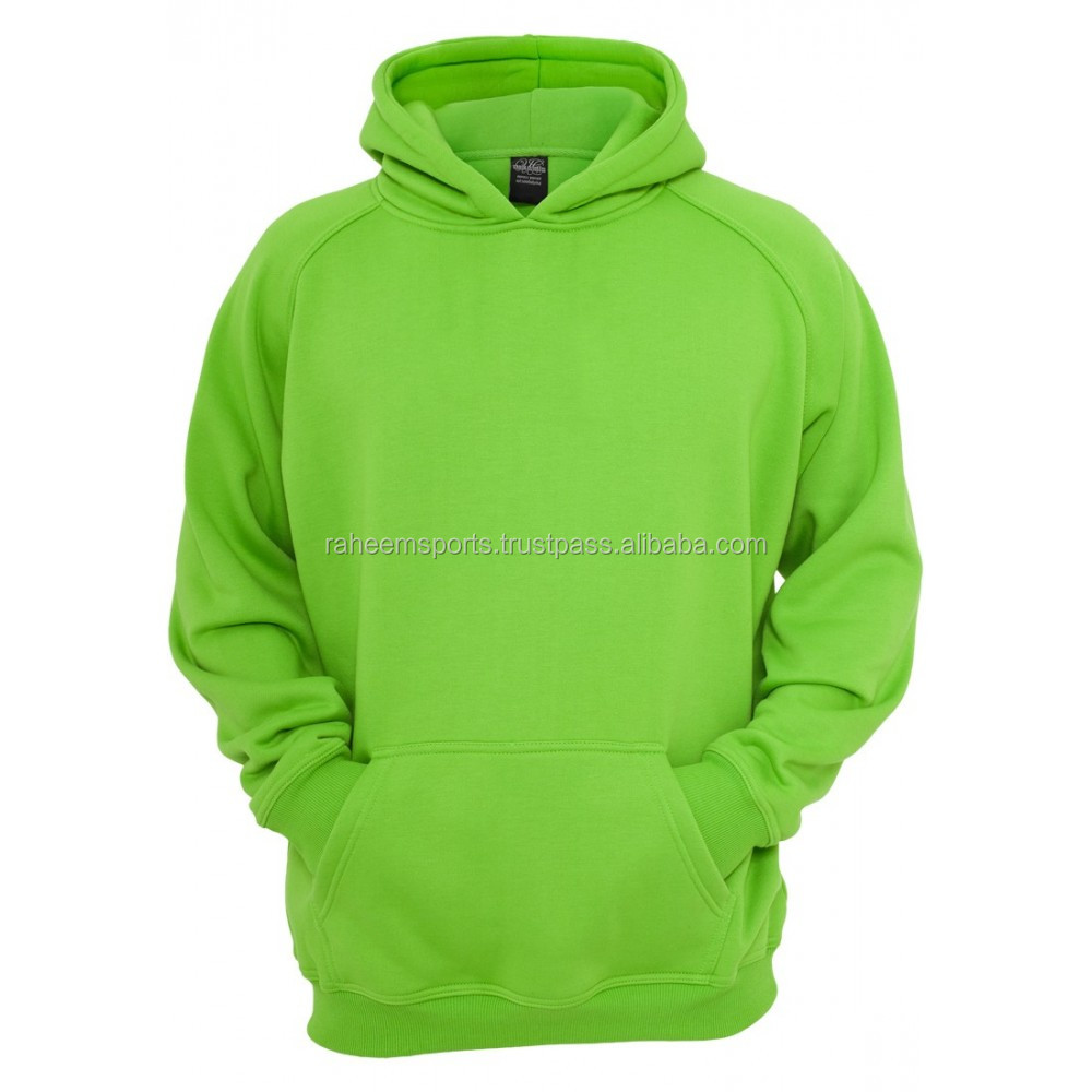 wholesale plain hoodies Custom made high quality hoody body warmer for men