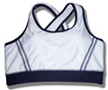 Sports bra for ladies, breathable sports bra custom design