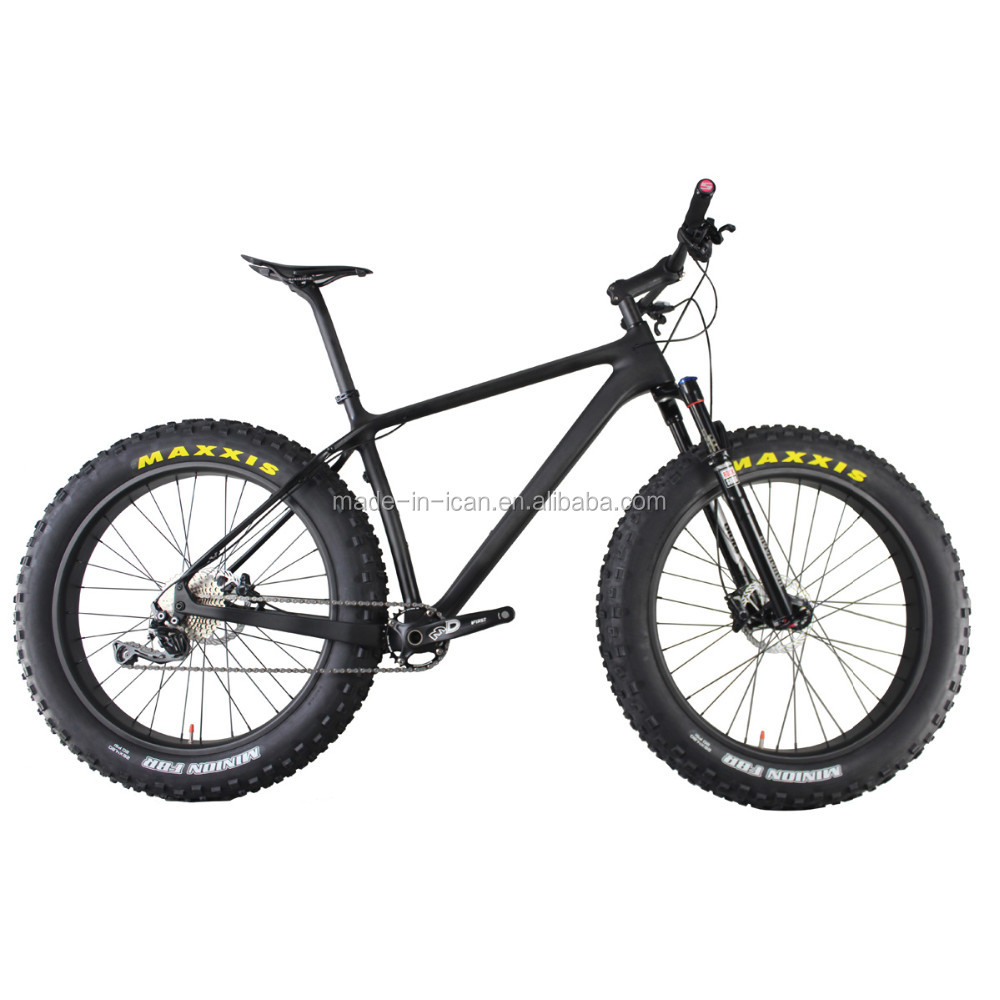 "Maxxis 26er Foldable Fatbike Tire and Tube 4.8 Inch 1 Pair fitting carbon or alloy fatbike wheels and fatbike frame 4.8"" tire"