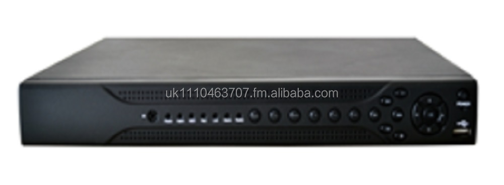 8 Channel Realtime HD D1 P2P Standalone DVR Network Remote Access