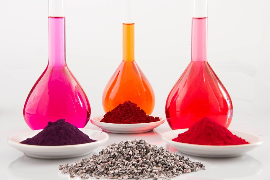 Carmine Cochineal E 120 red food dye Low Aluminium