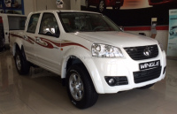 GREAT WALL WINGLE 5 - DOUBLE CABIN PICKUP 4WD