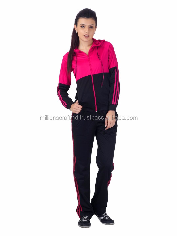 Track suit for womens polyester tracksuit, track suit, sports suit for Girls