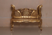 Antique Furniture-Rattan Antique French Sofa-Mahogany Furniture-Antique reproduction Furniture