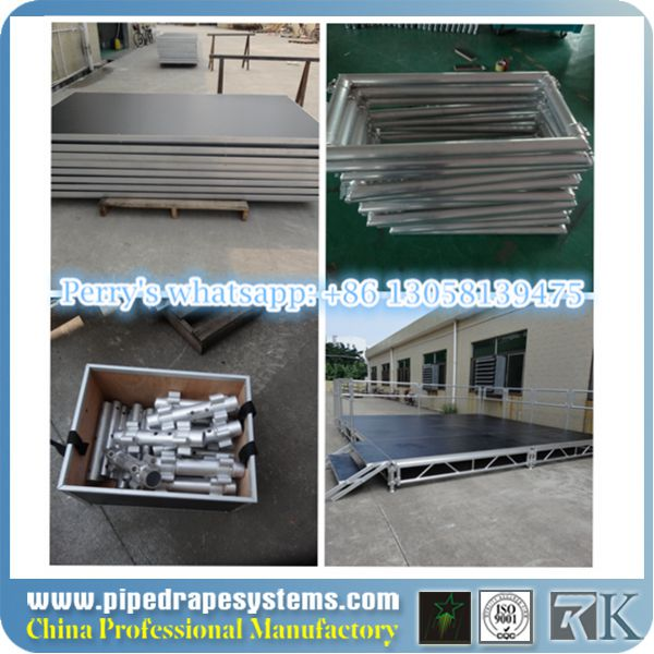 Top selling roof staging with industrial finish material on sale