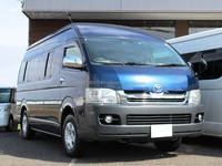 USED VAN - TOYOTA HIACE COMMUTER SUPER LONG GL (RHD 8090307)