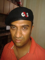 military Security beret cap