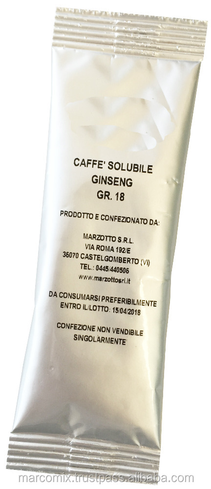 3 in 1 Coffee - Private Label available - MADE IN ITALY