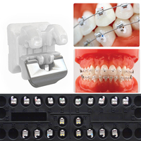 HUBIT WOW Ceramic Self Ligation Bracket