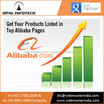 Get your Products Enlisted in Top Alibaba Pages with our Alibaba Product Posting Services