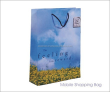 Paper Bag for Mobile Stores & Companies