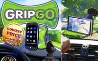 GRIPGO Universal Mount Stick Holder Mobile Handphone GPS For Car