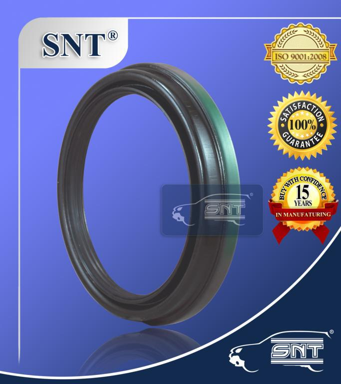 Oil seal for CHRYSLER / FORD / FREIGHTLINER / GM / IHC / NAVISTAR / PACCAR / REO / VOLVO / WHITE MOTOR 48794 / 370007A Wheel hub
