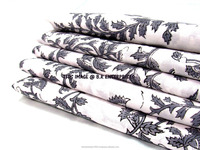 wholesale latest abstract design cotton handmade tie dye chiffon cotton fabric