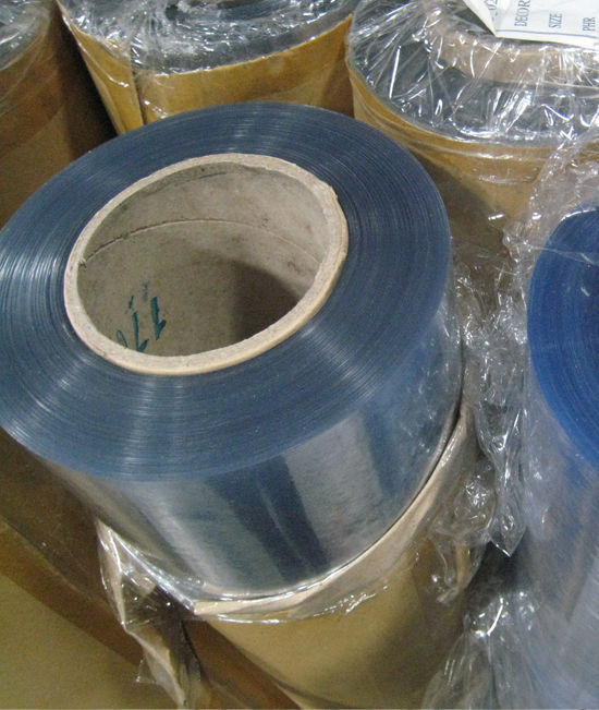 PVC clear flexible sheet