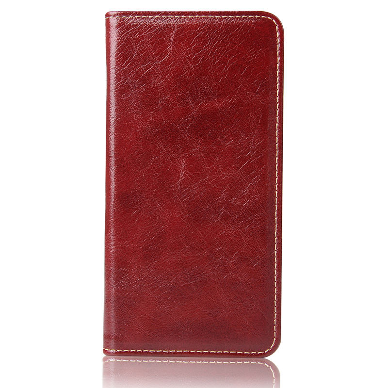 High Quality Wallet Leather Case For Samsung Galaxy S7 with credit card holder