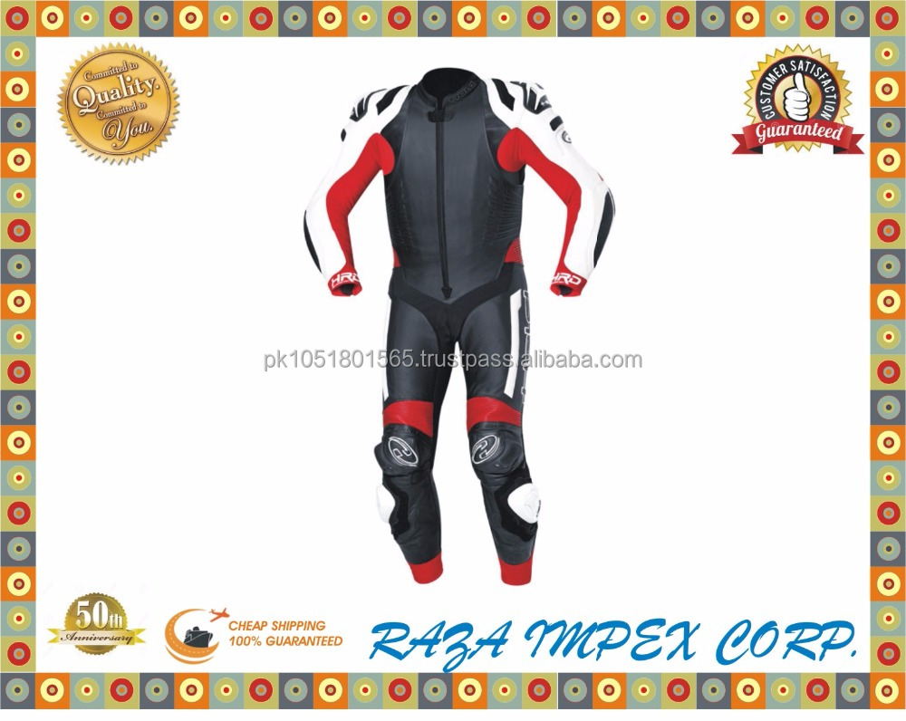 Custom Tailor Made One Piece Motorcycle Racing Leather Bike suits