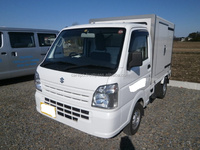 HIGH QUALITY USED SUZUKI CARRY TRUCK 2014 WITH FREEZER (MODEL : EBD-DA16T, ENGINE : R06A)