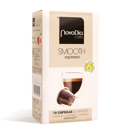 Portuguese Coffee Capsules for Nespresso Machine