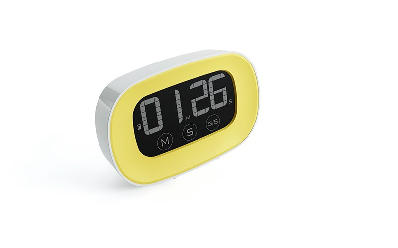 Newest Digital Clock Touch Screen Digital refrigerator Cooking Countdown Timer