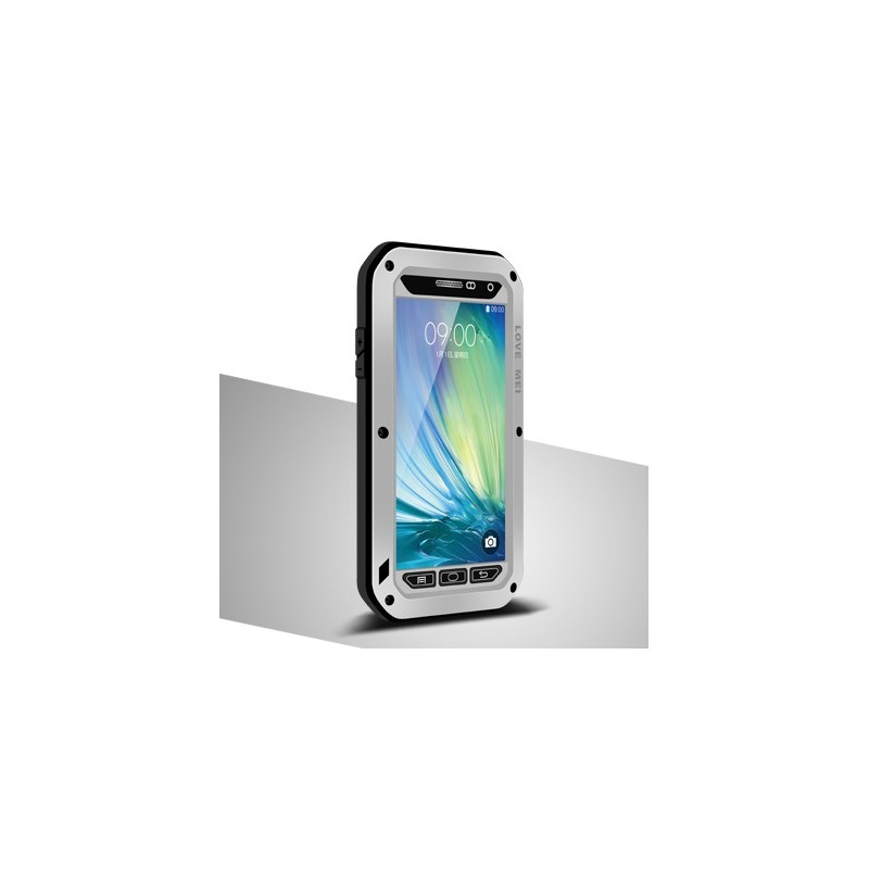 Wholesal LOVE MEI Shockproof Cover for Galaxy A3, for Galaxy A300F love mei Bumper Case