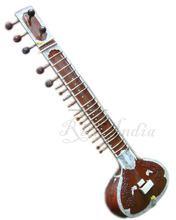 Indian SITAR SPECIAL RAVI SHANKAR STYLE WITH FIBER BOX HIGH PRO QUALITY STRING India Musical Instrument