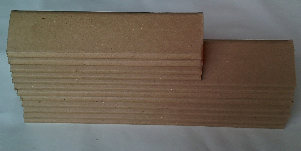 Paper Edge Angle To Protect Packing Corner