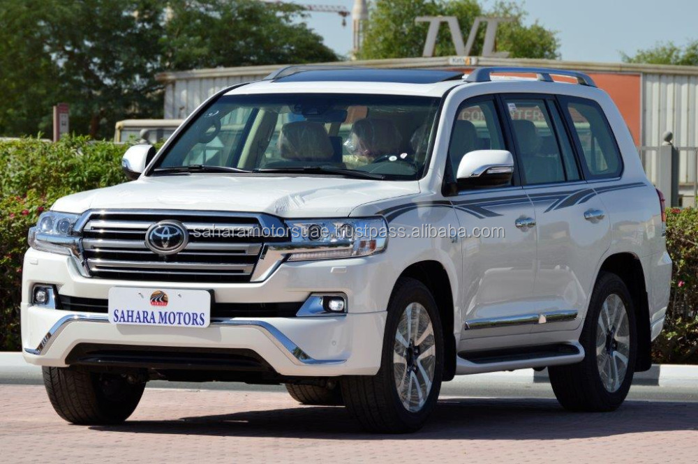 2017 Model Toyota Landcruiser VX-S 5.7L Automatic Hot Deals - Wholesale - Alibaba hot products - alibaba