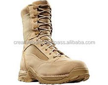Military leather boots , US boots genuine leather handmade boots