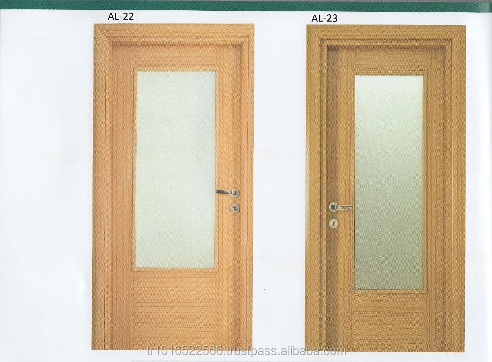 Wooden Door made in Turkey