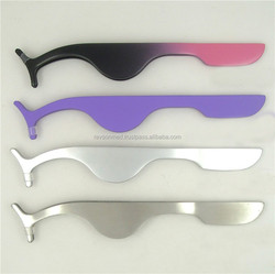 eyelash tweezer case False Eyelash Fake Eye Lash Applicator Clip Makeup Tweezers/Eyelash Extension Tweezers Lash Tool