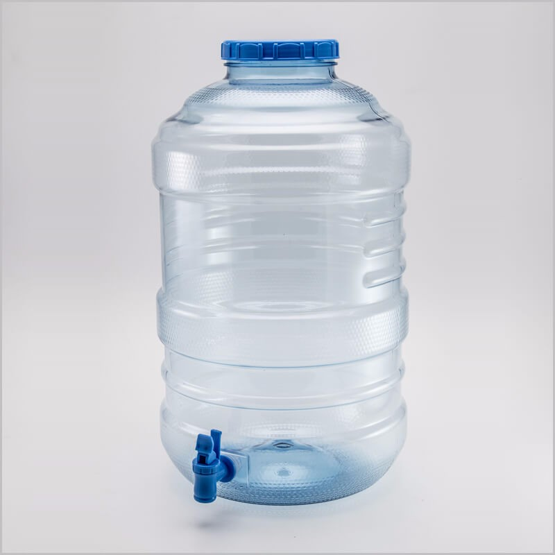 plastic water bottle-water bottle 5 gallon 330ml 500ml 5L - PET PP with lid and cap