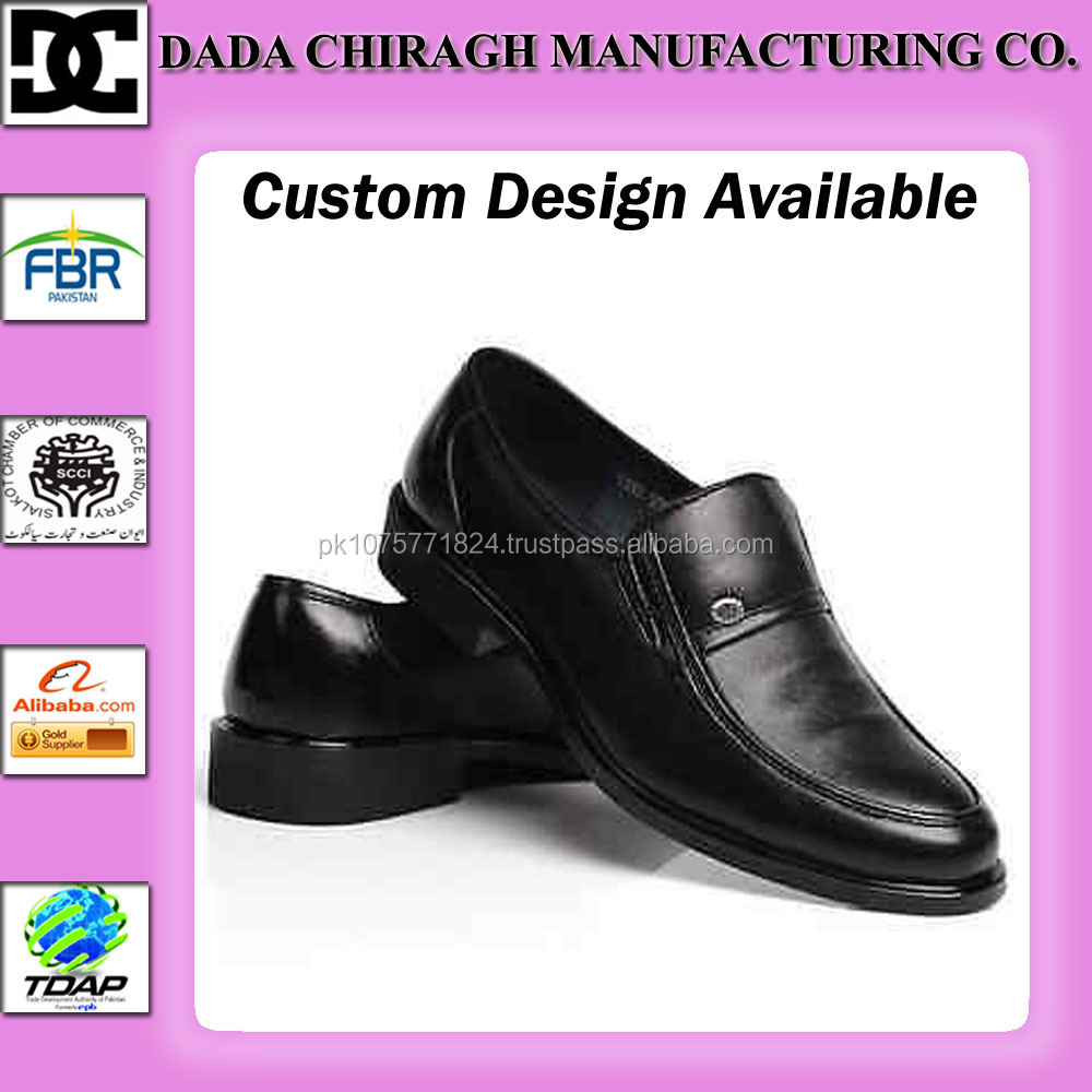MEN BUSINESS CASUAL SHOES DRESS FORMAL LOAFER CLASSIC LEATHER SHOES