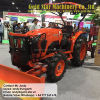 farm tractor L4018 made by KUBOTA