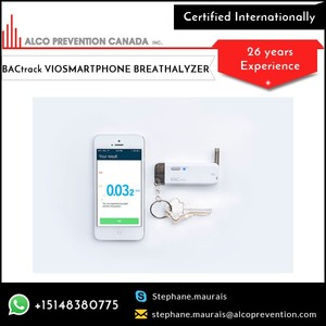 Optimum Performance Low Power Consuming Breathalyzer/ Alcohol Tester at Attractive Price