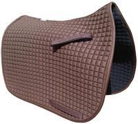 Horse ridding saddle pads Polycotton All Purpose Equestrian Saddle Pads