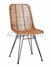2017 Achio Studio chair, plastic chair, steel frame chair