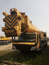 400 ton XCMG 2010 years used all terrain crane for sale