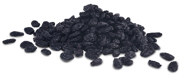 Black Raisins MEDIUM 9mm-12mm from Chile